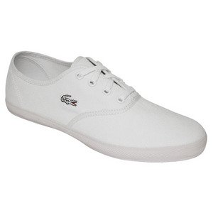 Lacoste Women's Gambeta FD Canvas Lace-Up