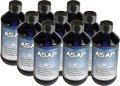 ASAP Silver Solution - Nine 8 Oz Bottles of 10 PPM Nanosilver