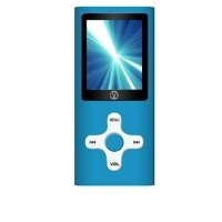 Daze G4 4GB MP3/MP4 Blue