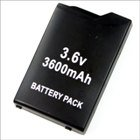 3.6V 3600mAh Li-ion Battery Pack for PSP