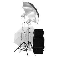 JTL DL-320 Dual Light Kit with 2 Versalight J-160 Monolight Strobes