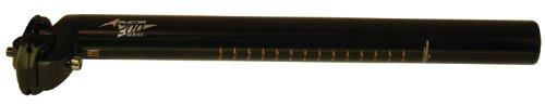 Avenir 200 Series Seat Post, Black, 27.2mm