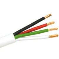 1000Ft 14/4 Speaker Wire - In-Wall Cl2-Rated