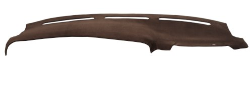 DashMat VelourMat Dashboard Cover Ford Edge (Plush Velour, Cocoa)