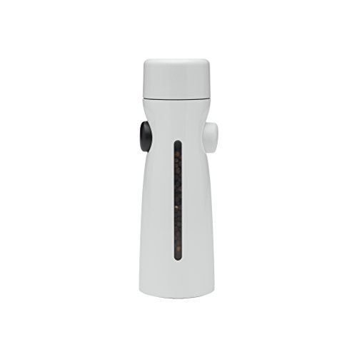 OXO Good Grips Dual Salt and Pepper Mill, White (Oxo Electric Grinder compare prices)
