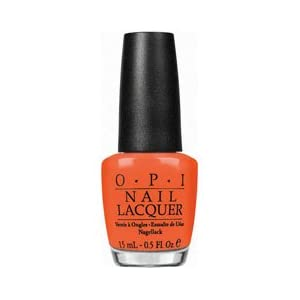 OPI Hong Kong Collection, A Good Man-darin is Hard to find NLH47