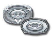 Kenwood Kfc-M6940Ie 6X9 400W Car Speakers