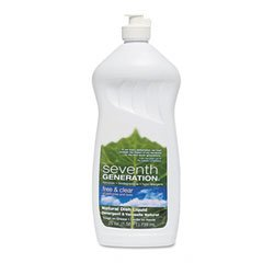 Seventh Generation Dishwasher Soap
