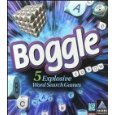 Boggle: 5 Explosive Word Search Games(jewel case)