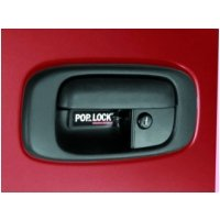 Pop & Lock PL1100 Black Manual Tailgate Lock for Chevy/GMC (Classic)