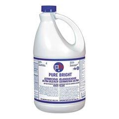 Liquid Bleach  1gal Bottle  6/Carton