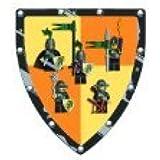 LEGO 852922 Kingdoms - Conjunto de figuras de caballeros del reino de Dragón