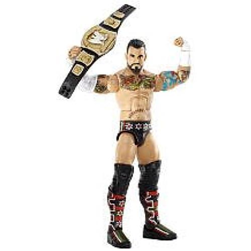 WWE PPV [bulid 리카 루도  로도리게스] 엘리트 CM펑크 [WM28]-746775076764