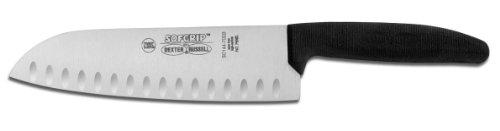 """1 Piece Dexter-Russell 7"""" Santoku Knife Sofgrip Professional New"""