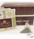 Japanese Sencha, 1 Individually Wrapped Tea Sachet - By Harney & Sons