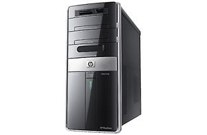 HP Pavilion Elite m9200z-AMD Athlon(TM) 64 X2 5600+ dual-core - 2.8GHz , 4GB DDR2-800MHz dual channel SDRAM, 128MB NVIDIA GeForce 8400,802.11 b/g USB Wireless, 320GB 7200 rpm SATA, LightScribe 16X max. DVD+/-R/RW SuperMulti drive , 15-in-1 memory card rea