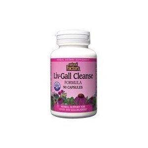 Natural Factors Lg Cleanse Formula (Liver, Gall Bladder) - 90 Caps