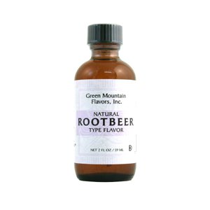 Green Mountain Root Beer Type Flavouring