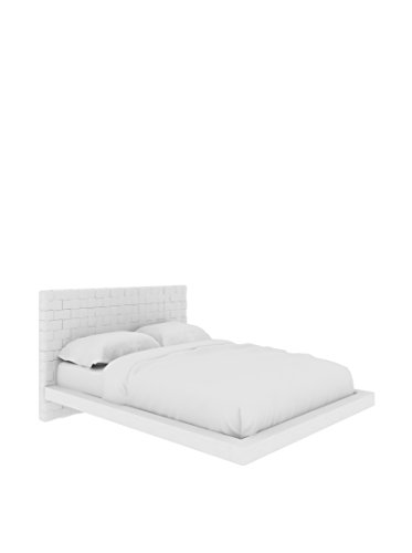 Casabianca Zack Faux Leather Bed