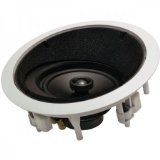 Architech Pro Series Ap-615 Lcrs 6.5-Inch 2-Way Round Angled In-Ceiling Lcr Loudspeaker