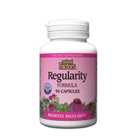 Natural Factors Regularity (Laxative Formula) Capsules, 90-Count