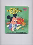 Where is baby Mickey's shoe?: A book about direction words (Disney babies)