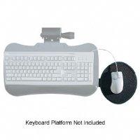 LAN Station Mouse Platform Mayline Elan Accessories