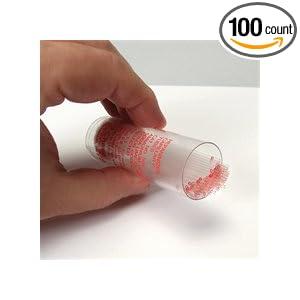 Heparinized Capillary Glass Tubes (Vial of 100): Science