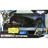 Batman Dark Knight Rises Exclusive Vehicle Batmobile with Batman
