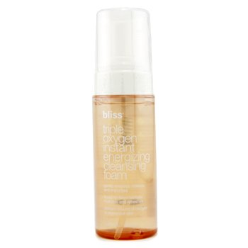 Triple Oxygen Instant Energizing Cleansing Foam 148ml/5oz