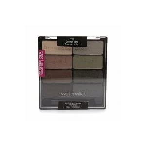 Wet n Wild Color Icon Collection Eyeshadow Set, Comfort Zone 738, .3 oz