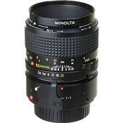 Konica Minolta Normal 50mm f/3.5 MD Macro Manual Focus Lens with 1:1 Extention Tube