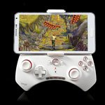 White IPEGA Wireless Bluetooth Gamepad for Samsung Galaxy Note 3 / 5.7-inch Smartphones Tablet PC