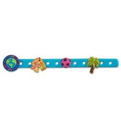 Karito Kids Bracelet:Lulu Fashion Bracelet & Charms for Travel Charmer