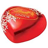 Lindt LINDOR Heart Milk Chocolate Truffles 60 Count Perfect For Mother's Day (Milk)