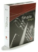 Finale Allegro 2007 5-Pack- CD-ROM