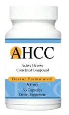 Médecin de Advance Formules AHCC de Hexose