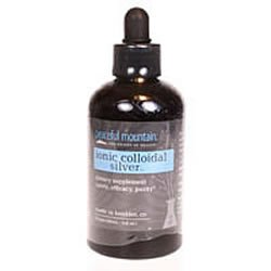 Ionic Colloidal Silver, 6 oz ( Multi-Pack)