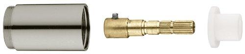 Grohe 45 565 Av0 Extension Kit For Geneva/Seabury Volume Control, Infinity Satin Nickel