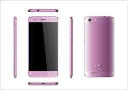 Mobistel L521-P Cynus F7 Smartphone (4G) pink