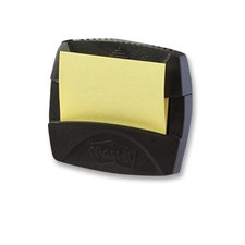 "3M Commercial Office Supply Div. Products - Super Sticky Pop-up Notes, w/Dispenser, 2""x2"" Pads, 4/PK, Yellow - Sold as 1 PK - Post-it Super Sticky Pop-up Notes stick practically anywhere with revolutionary adhesive technology. Put your notes where they'll get noticed - like monitors, doors and walls. Pop-up feature offers the convenience of grabbing just one note, with just one hand. The accordion-style notes pop up one at a time from the included mini pop-up dispenser, keeping the notes at your"