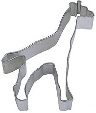 GIRAFFE Cookie Cutter 5 IN. B1223X