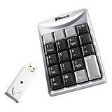 Targus Wireless Stow-N-Go Keypad AKP01US