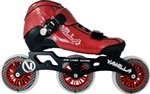 Skate Out Loud New 2014 Vanilla Carbon Speed Inline Skates by Skate Out Loud