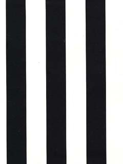 Cheap Black And White Referee Stripe Wallpaper Deals For