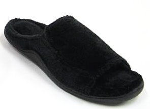 Cheap Slippers – 0pen Toe Micro Terry (B008KMQNBU)