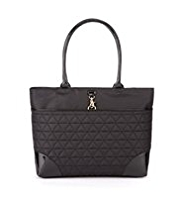 M&S Collection Quilted Shopper Handbag