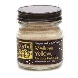 Joyful Bath Co Relieving Bath Salts, Mellow Yellow 9 oz