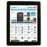 Apple iPad 2 32GB Black (Wi-Fi + 3G) Tablet - Bluetooth - Rear & Front Camera - Black