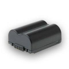 Batterie de qualité - Batterie pour Panasonic Typ CGR-S006E - 710mAh - 7,2V - Li-Ion